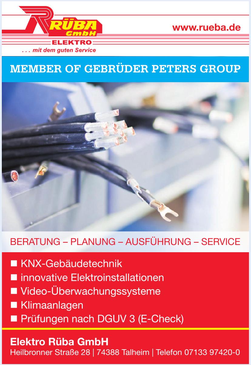 Elektro Rüba GmbH