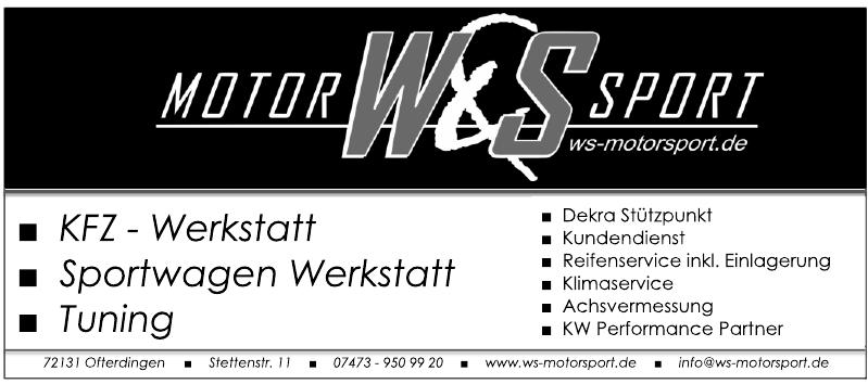 Motor W & S Sport