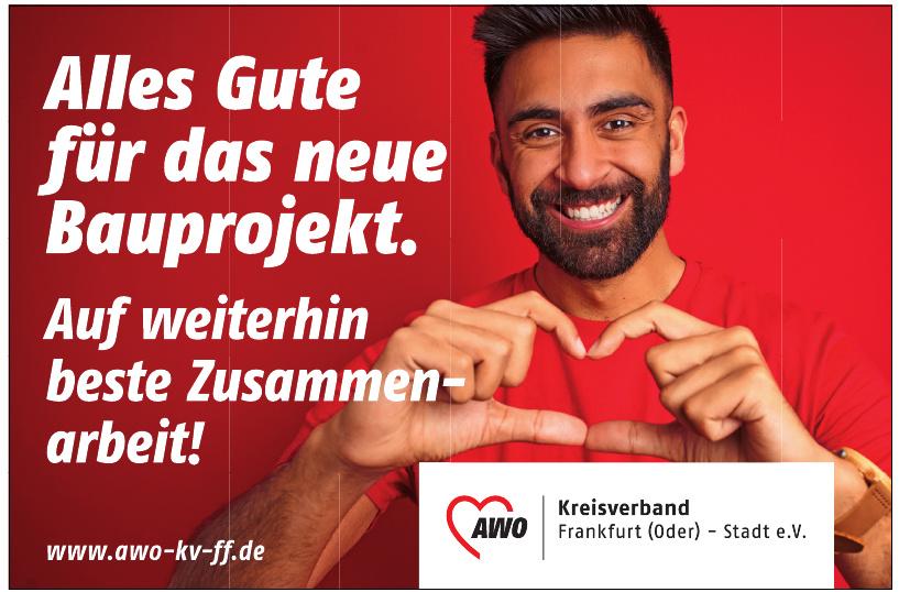 AWO Kreisverband Frankfurt (Oder) - Stadt e.V.