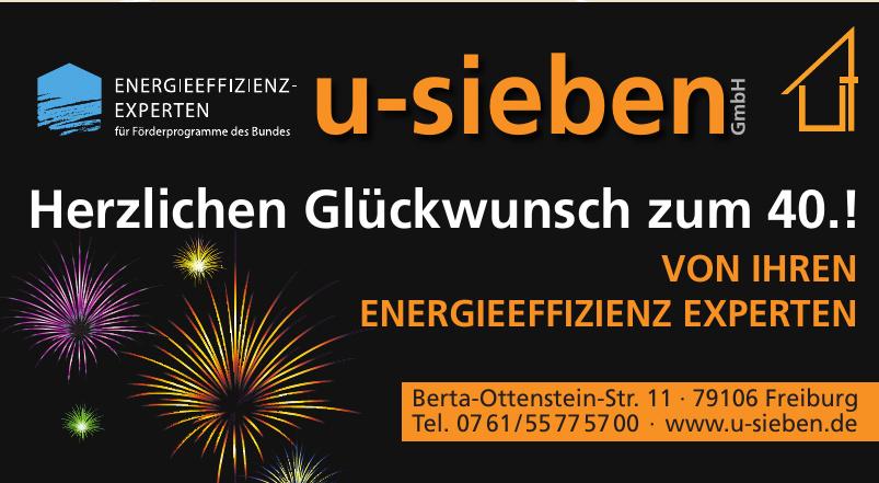 u-sieben GmbH