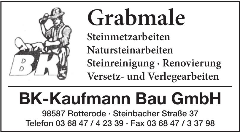 BK-Kaufmann Bau GmbH