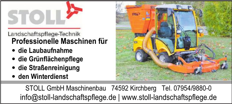 STOLL GmbH Maschinenbau