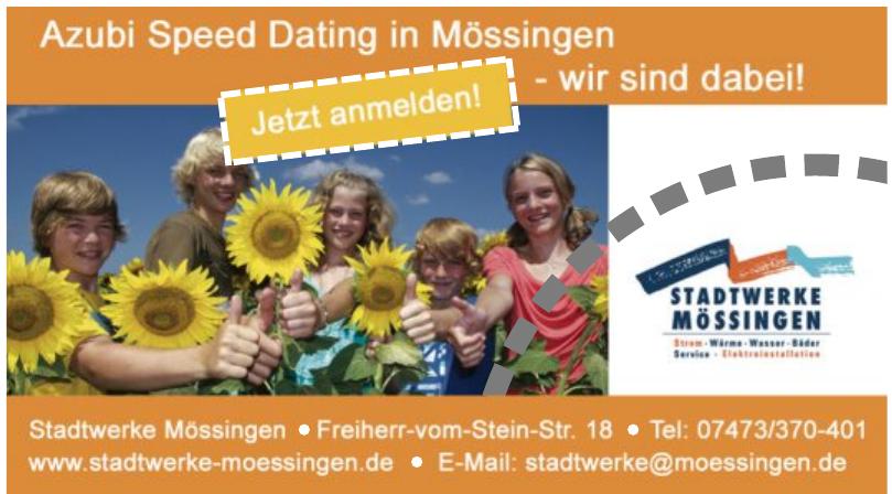 Stadtwerke Mössingen
