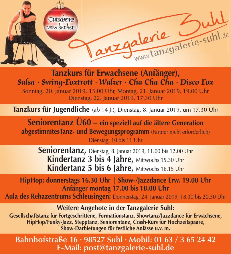 Tanzgalerie Suhl