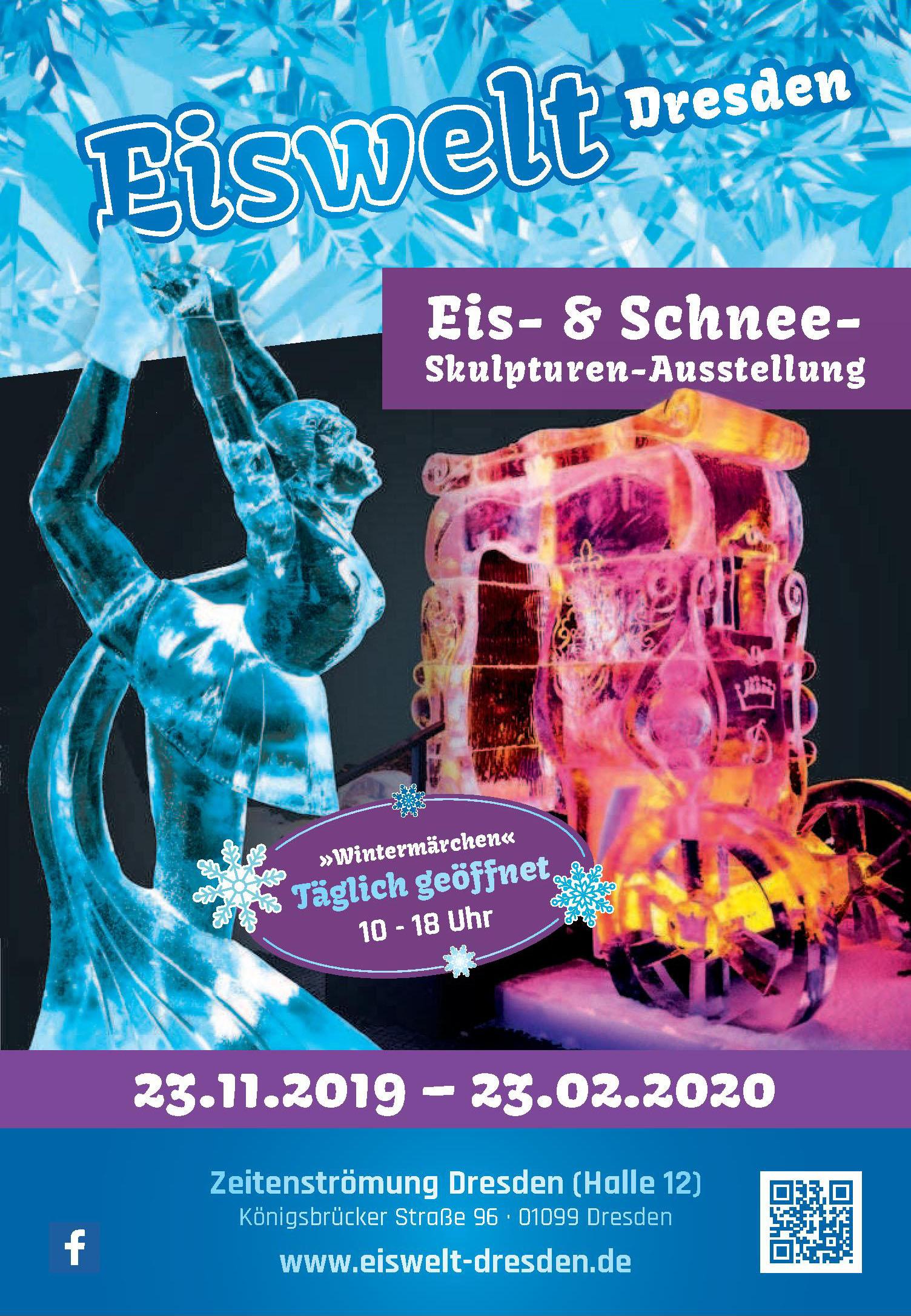 Eiswelt Dresden