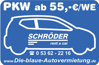 Schröder - Rent a Car