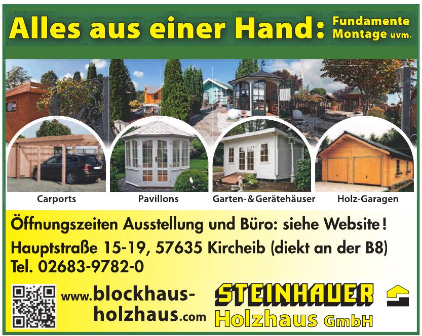Steinhauer Holzhaus GmbH