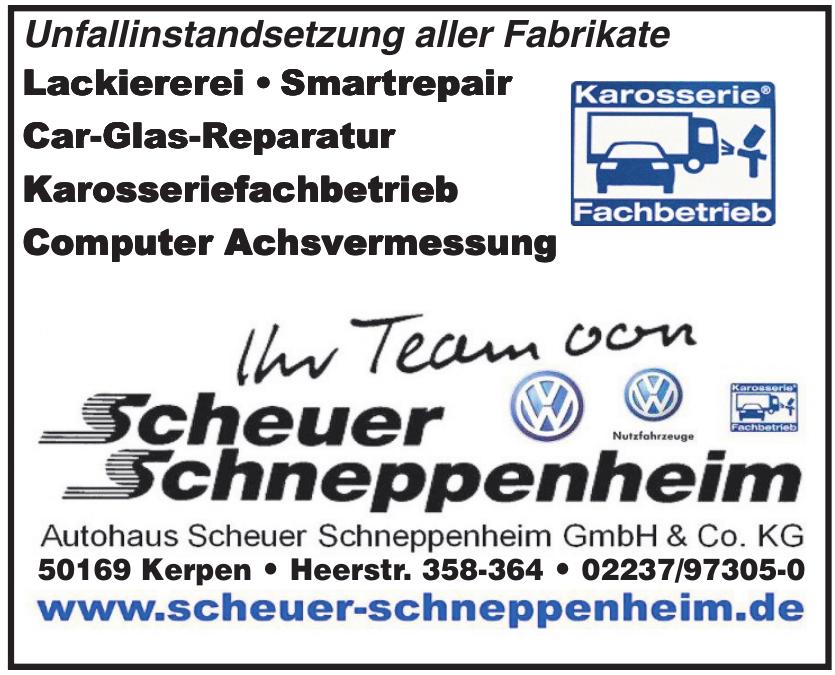 Scheuer Scheppenheim