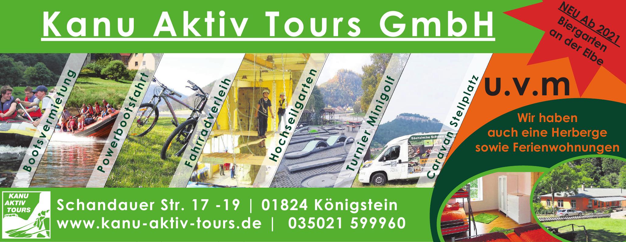 Kanu Aktiv Tours GmbH