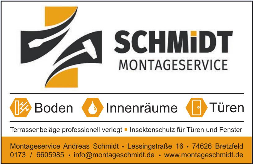 Montageservice Andreas Schmidt