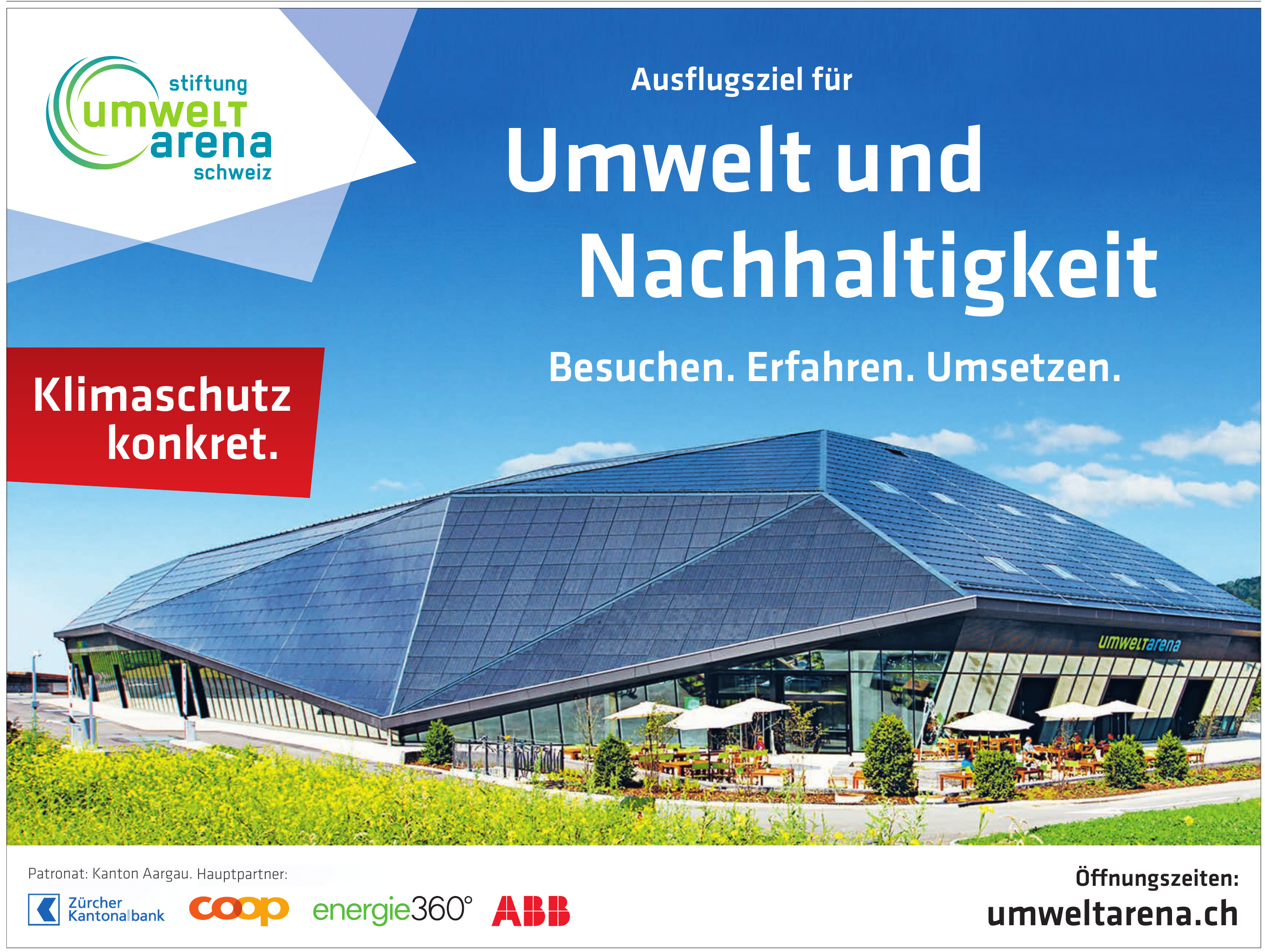 Stiftung Umweltarena Schweiz