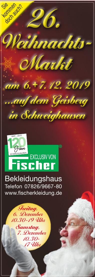 Fischer - Bekleidungshaus