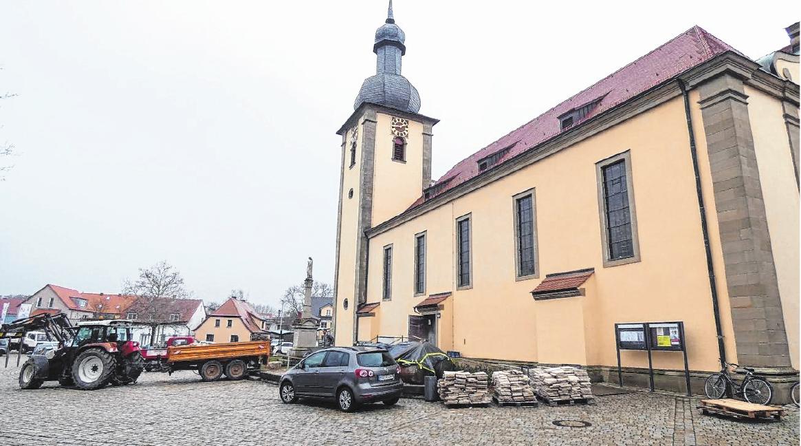 Die Pfarrkirche St. Nikolaus in Sand hat eine umfangreiche Sanierung erfahren.