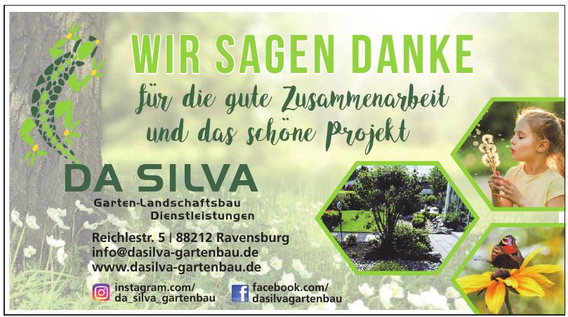 Da Silva Garten-Landschaftsbau Dientsleistungen