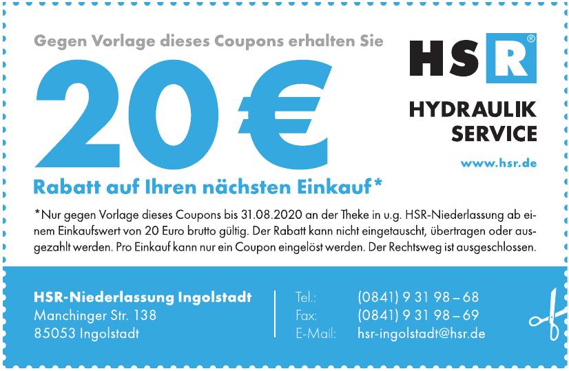 HSR-Niederlassung Ingolstadt