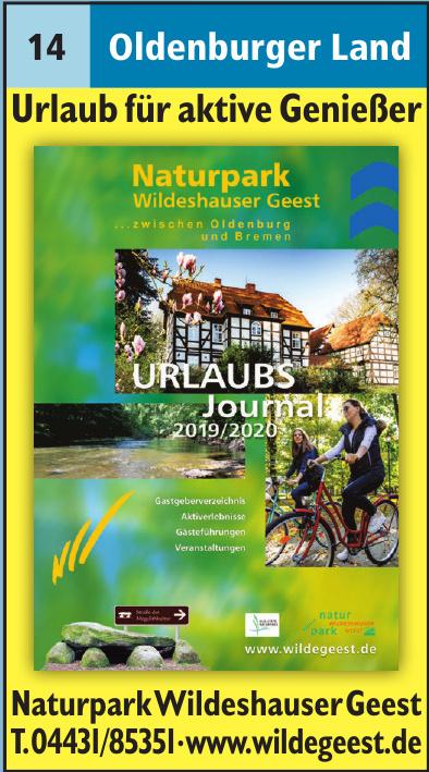 Zweckverband Naturpark Wildeshauser Geest