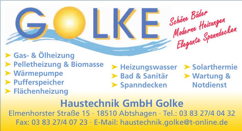 Haustechnik GmbH Golke