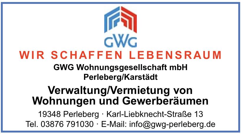 GWG Wohnungsgesellschaft mbH