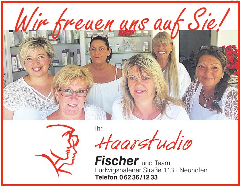 Haarstudio Fischer und Team