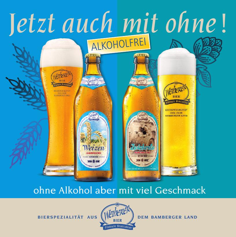 Weiherer Bier