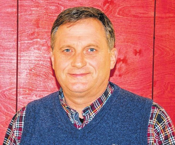 Dietrich Neick, Bürgermeister der Gemeinde Kalkhorst. Foto: Gabriele Skorupski