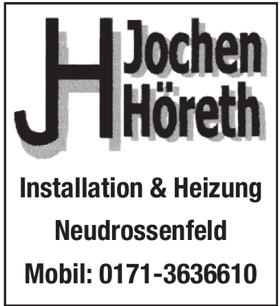 JH Jochen Höreth