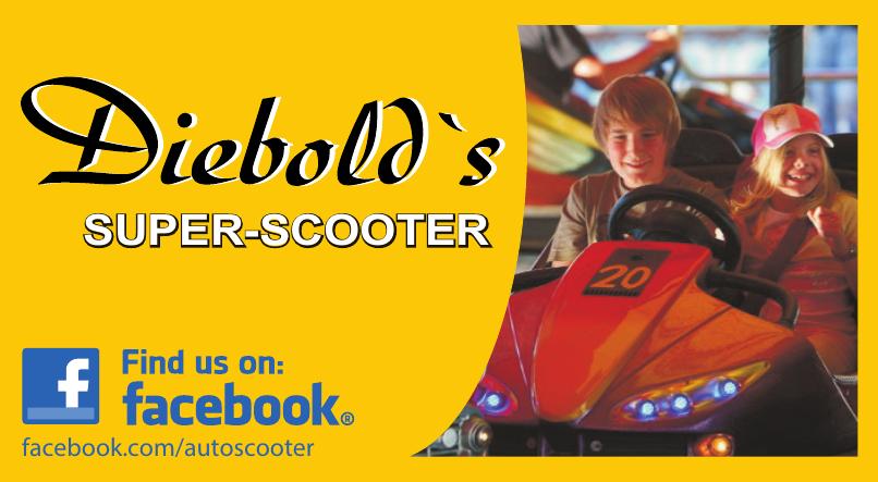 Diebold's  Super-Scooter