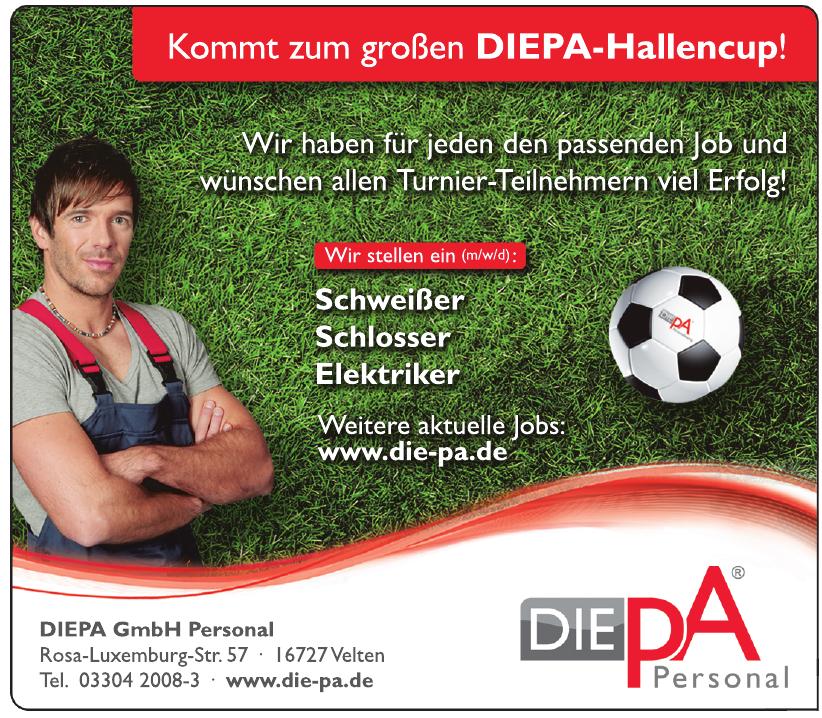 Die p.A.- GmbH Personalleasing
