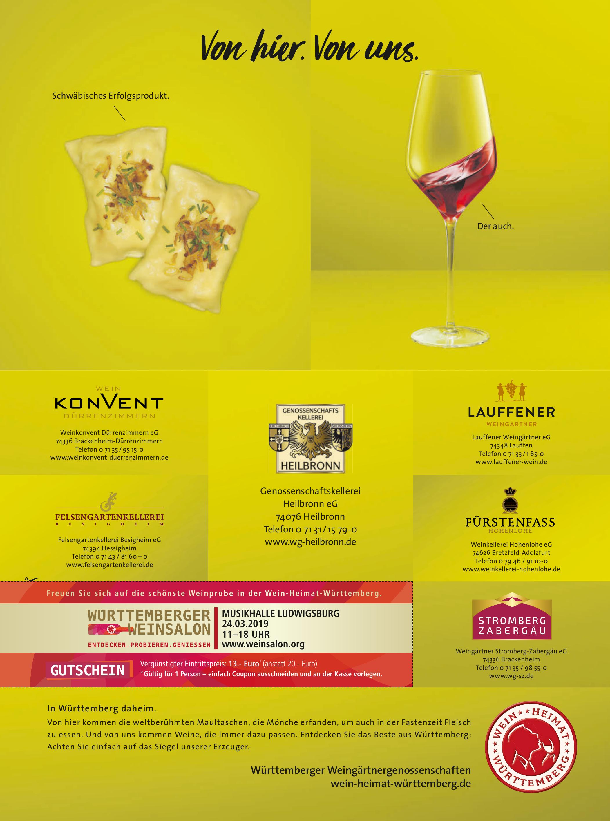 Württemberger Weingärtnergenossenschaften