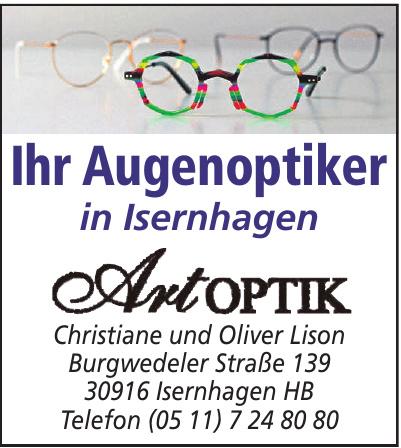 ArtOptik Christiane und Oliver Lison