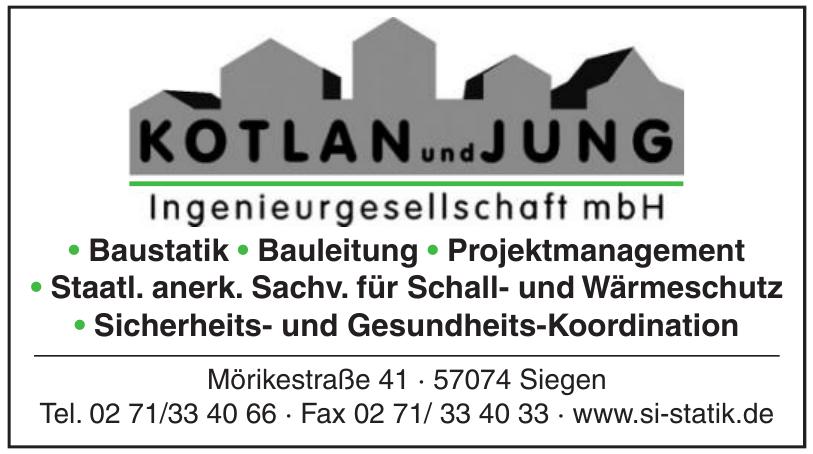 Kotlan und Jung Ingenieurgesellschaft mbH
