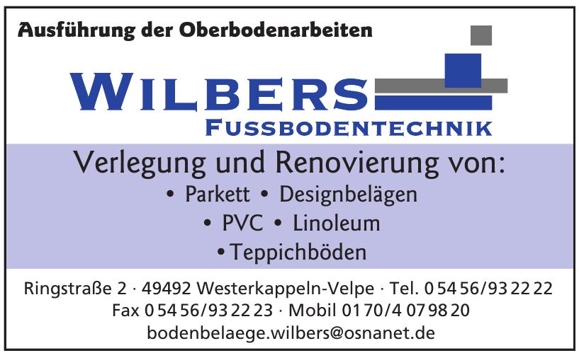 Wilbers Fussbodentechnik