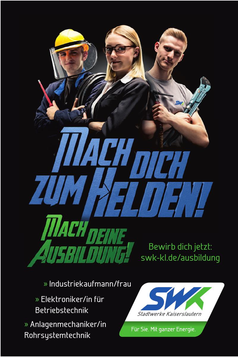 SWK Stadtwerke Kaiserslautern GmbH