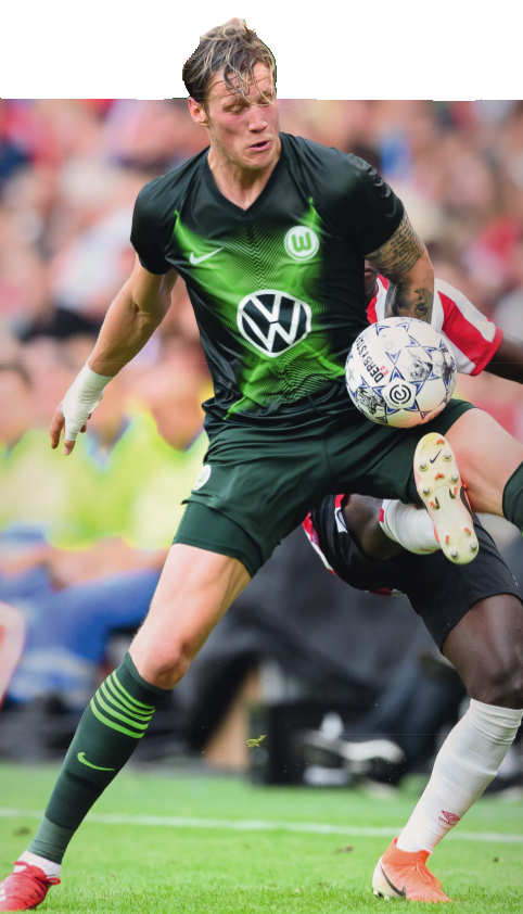 VfL Wolfsburg - Der Kader 2019/20  Image 1