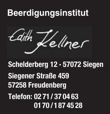 Beerdigungsinstitut Edith Kellner
