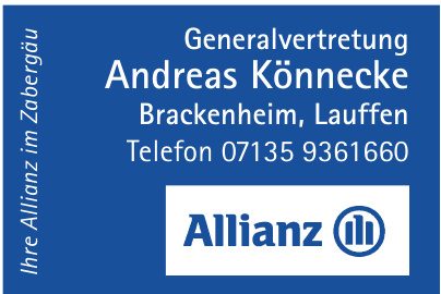 Allianz Generalvertretung Andreas Könnecke