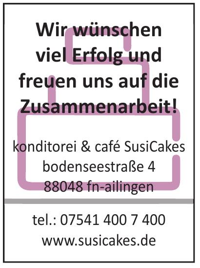 konditorei & café SusiCakes