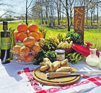 Der Cassenshof bietet alle Zutaten für ein genussvolles Frühjahr Foto: Cassenshof