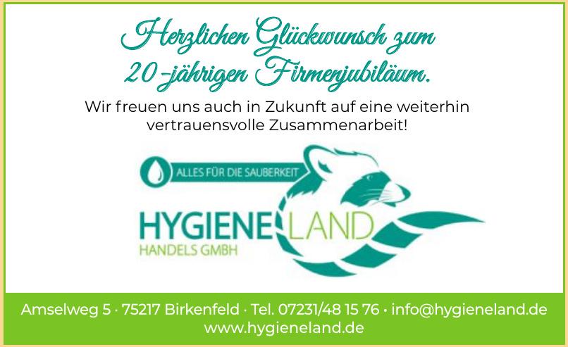 Hygiene Land Handels GmbH