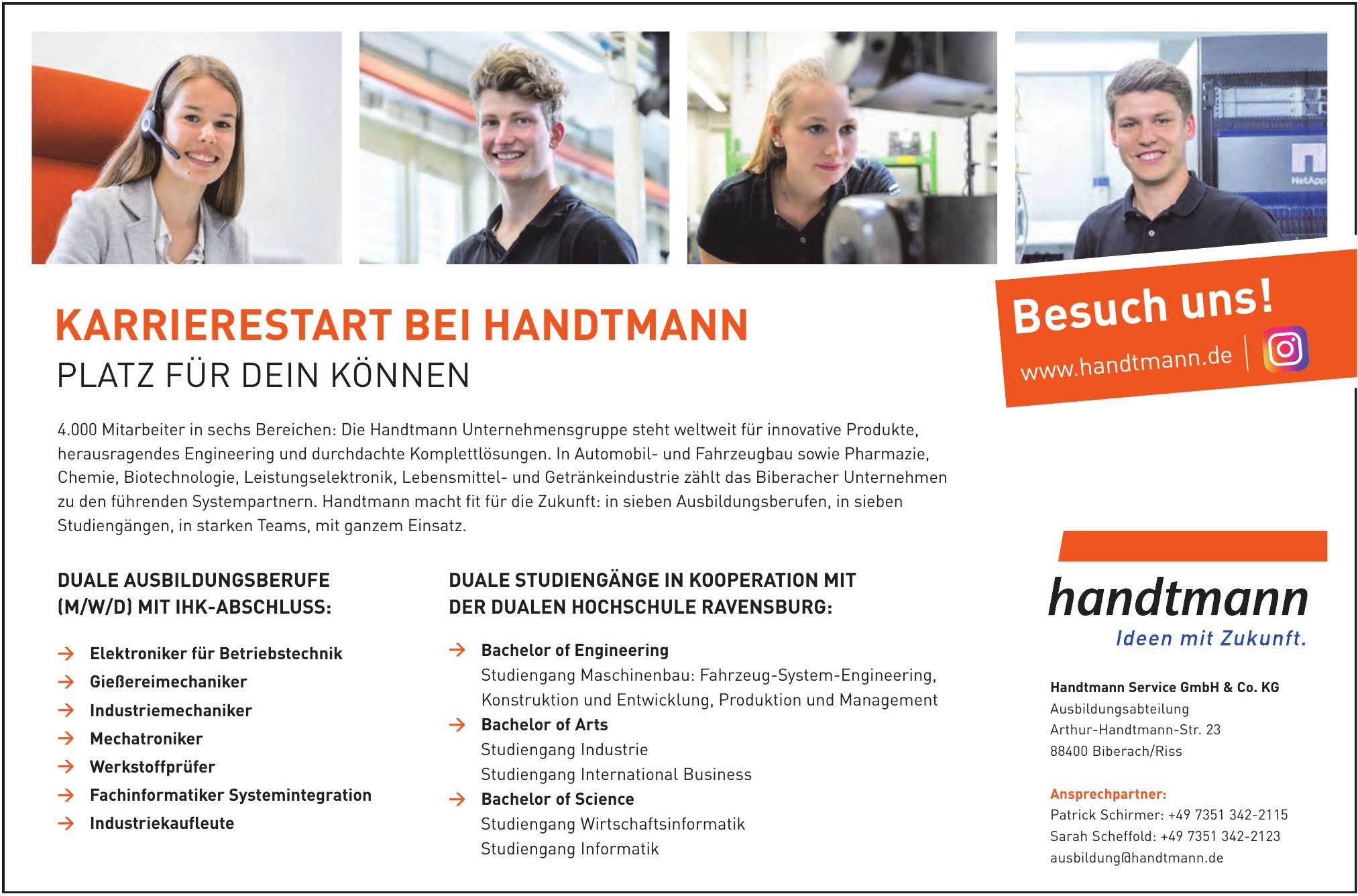 Handtmann Service GmbH & Co. KG