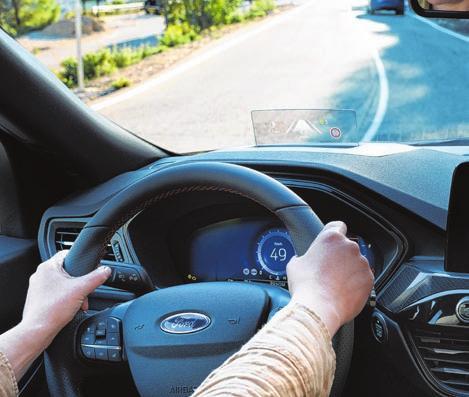 Einsteigen, losfahren, später zahlen: Das neue Ford-Angebot macht's möglich. Foto: Ford