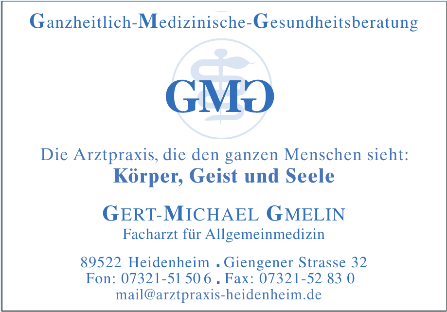 Gert-Michael Gmelin