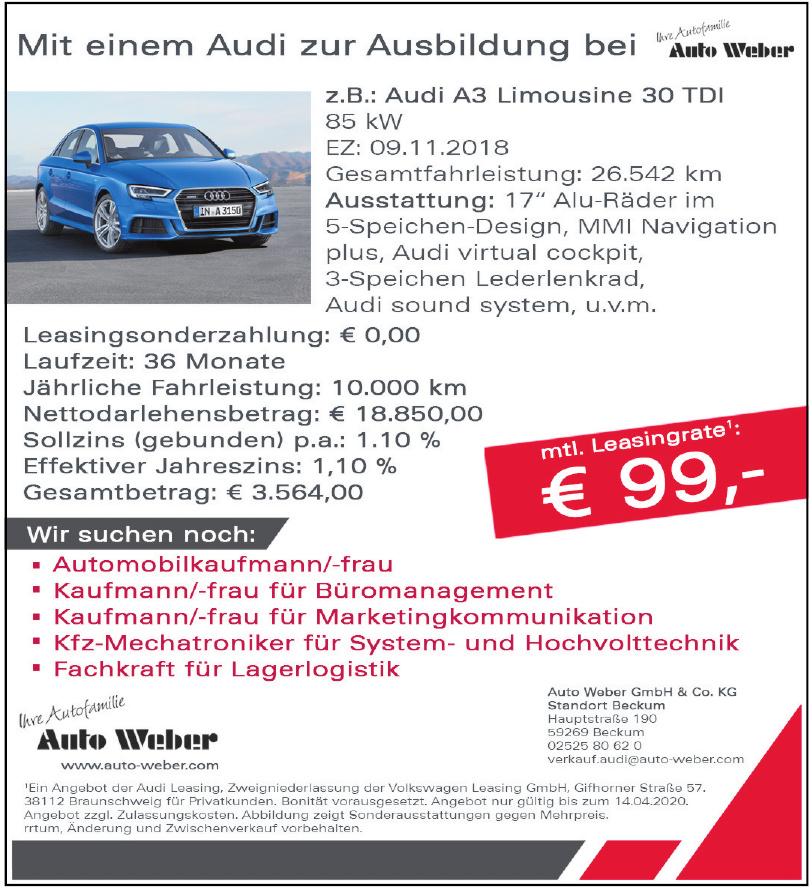Auto Weber GmbH & Co. KG