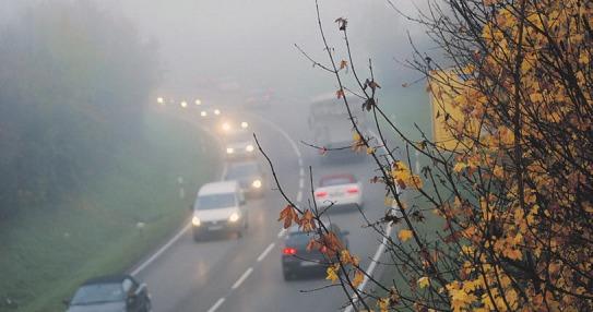 Herbst und Winter fordern Autofahrern höchste Konzentration ab Foto: BMW
