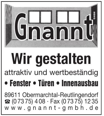 Gnannt GmbH