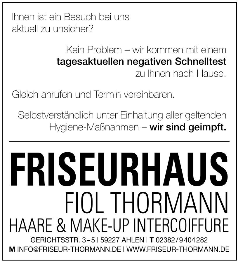 Fiol Thormann