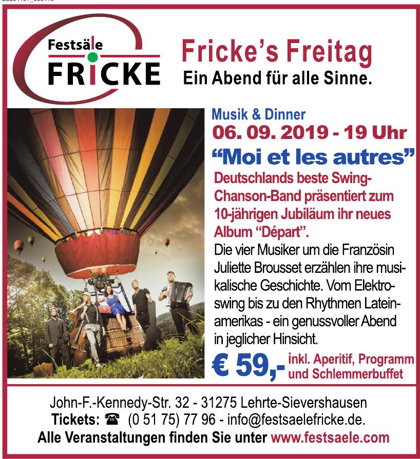 Festsäle Fricke