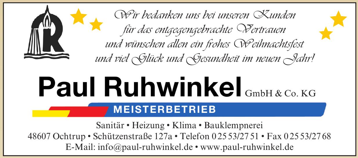 Paul Ruhwinkel GmbH & Co. KG