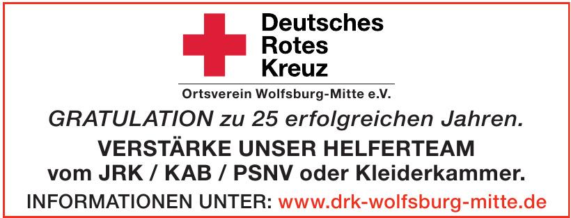 Deutsches Rotes Kreuz Ortsverein Wolfsburg-Mitte e.V.