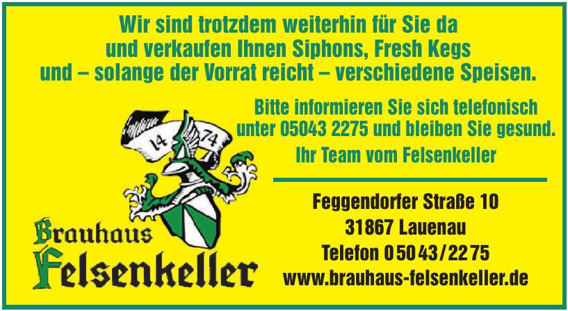 Brauhaus Felsenkeller